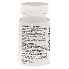 NEURO AMIN Tabletten 120 St�ck - Linke Seite