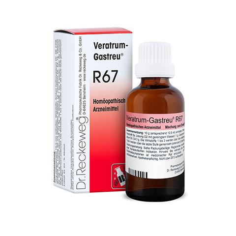 VERATRUM GASTREU R 67 Tropfen zum Einnehmen 50 Milliliter N1