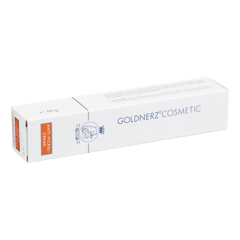 GOLDNERZ Anti Pickel Creme 50 Gramm