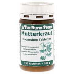 MUTTERKRAUT Magnesium Tabletten 150 Stück