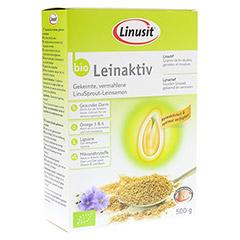 LINUSIT Leinaktiv Bio 500 Gramm