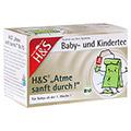 H&S Atme sanft durch Bio Baby- und Kindertee 20 Stück