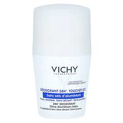 VICHY DEO Roll-on 24h ohne Aluminium 50 Milliliter