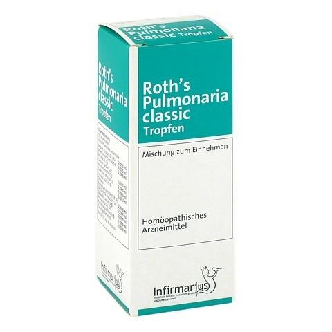 ROTHS Pulmonaria classic Tropfen 50 Milliliter N1
