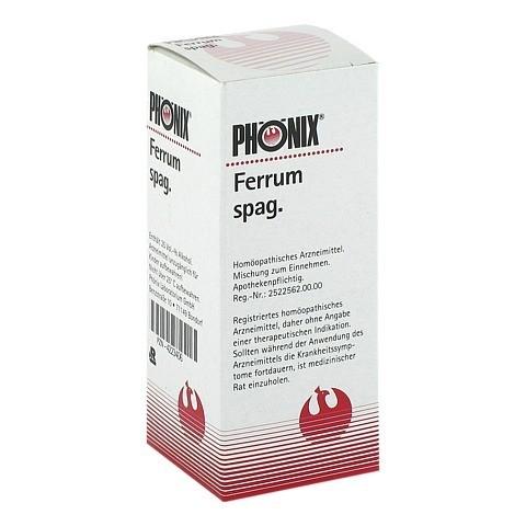 PHÖNIX FERRUM spag. Tropfen 50 Milliliter N1