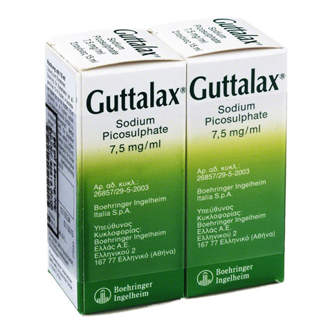 Guttalax Abführ-Tropfen 30 Milliliter N2