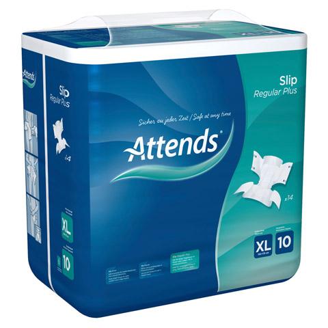 ATTENDS Slip Regular Plus 10 extra large 14 St�ck