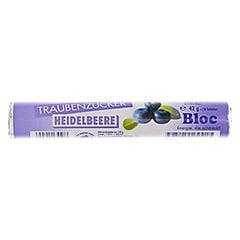 BLOC Traubenzucker Heidelbeere Rolle 1 St�ck
