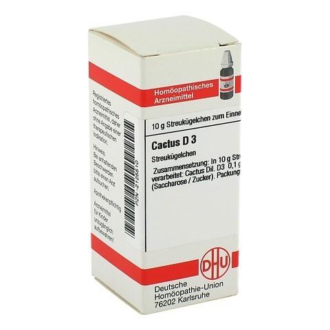 CACTUS D 3 Globuli 10 Gramm N1