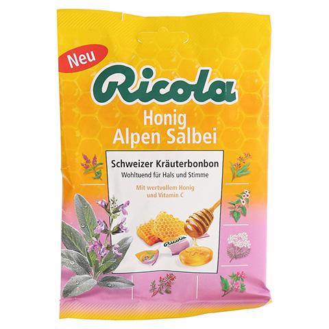 RICOLA m.Z. Honig Alpen Salbei Bonbons 75 Gramm