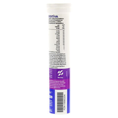 ADDITIVA Multivit.+Mineral+Coff.Ananas R Br.-Tabl. 20 St�ck - R�ckseite