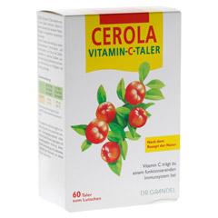 CEROLA Vitamin C Taler Grandel 60 Stück