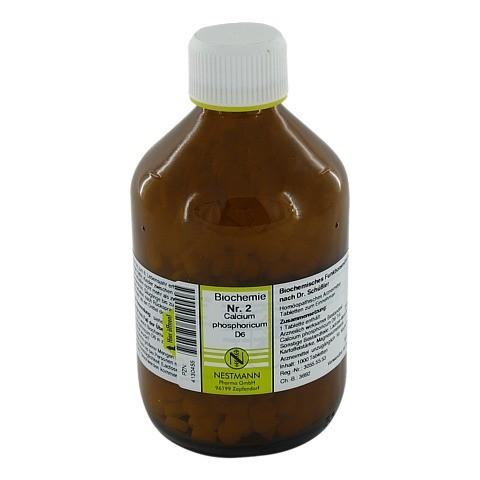 BIOCHEMIE 2 Calcium phosphoricum D 6 Tabletten 1000 St�ck