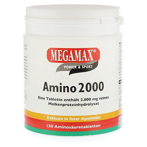 AMINO 2000 Megamax Tabletten 150 Stück