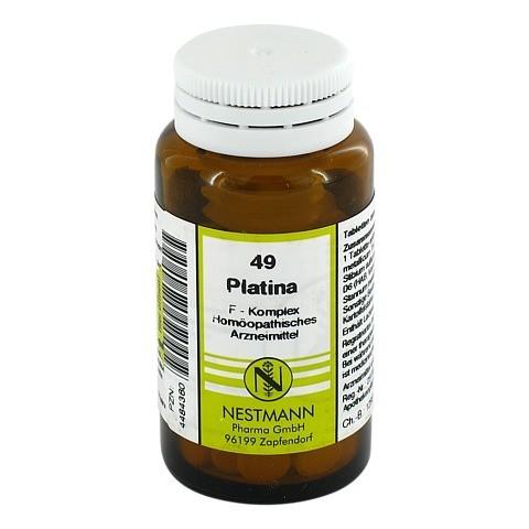 PLATINA F Komplex Nr.49 Tabletten 120 Stück N1