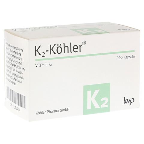 K2-KÖHLER Kapseln 100 Stück