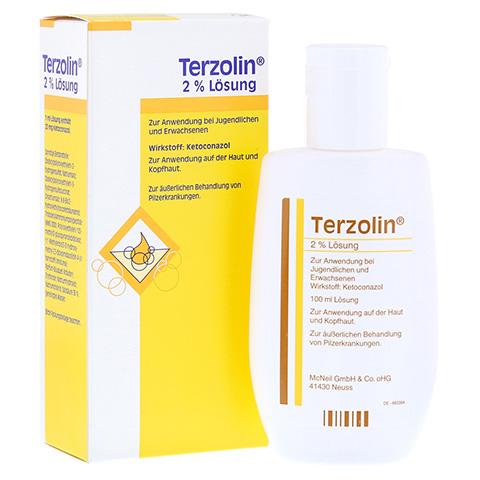 Terzolin 2% 100 Milliliter N1
