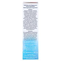 DOPPELHERZ Magnesium 400 mg Tabletten 30 Stück - Rechte Seite
