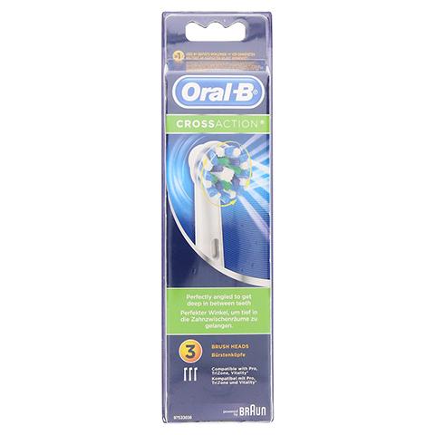 ORAL B Cross Action Aufsteckbürste 3 Stück