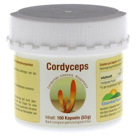CORDYCEPS sinensis Kapseln 100 Stück