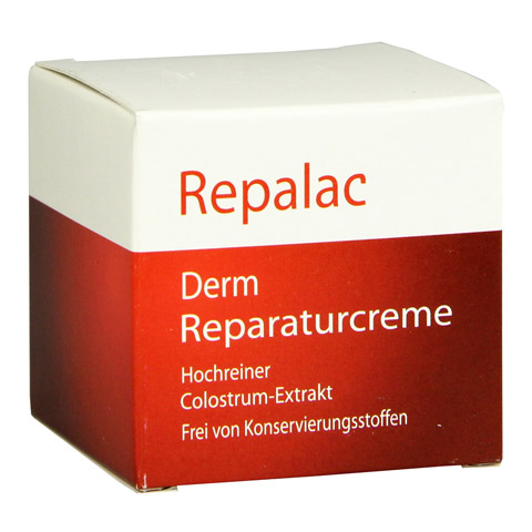 COLOSTRUM Repalac Derm aktiv Reparaturcreme 50 Milliliter