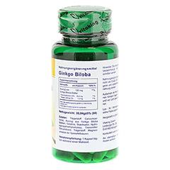 GINKGO BILOBA 120 mg Kapseln 60 Stück - Rechte Seite