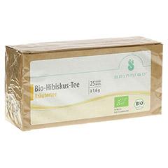HIBISKUSTEE Bio Filterbeutel 25 Stück