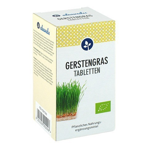 GERSTENGRAS Tabletten 100% Bio 120 St�ck