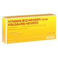 Vitamin B12 Fols�ure Hevert Amp.-Paare