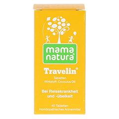 MAMA natura Travelin Reisetabletten 40 St�ck N1 - Vorderseite