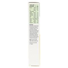 TAXOFIT Calcium Sonne Tabletten 30 Stück - Linke Seite