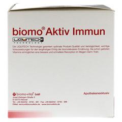 BIOMO Aktiv Immun Trinkfl.+Tab.30-Tages-Kombi 1 Packung - Linke Seite