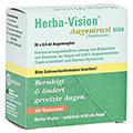 HERBA-VISION Augentrost sine Augentropfen 20x0.4 Milliliter