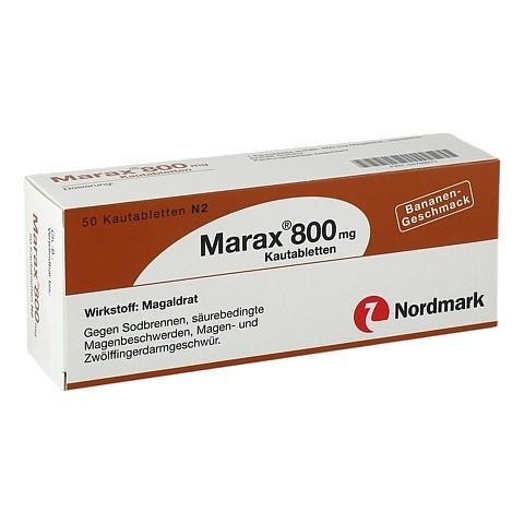 Marax 800 50 Stück N2