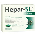HEPAR SL 320 mg Hartkapseln 20 St�ck