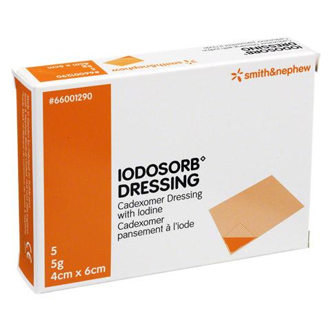 IODOSORB Dressing 5x5 Gramm