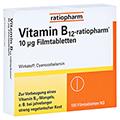 Vitamin B12 ratiopharm 10 �g Filmtabletten 100 St�ck N3