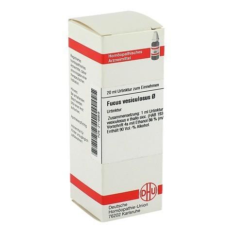 FUCUS VESICULOSUS Urtinktur 20 Milliliter N1