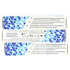 VALOPROCT Hydrokolloid-Gel 3x30 Milliliter - Unterseite