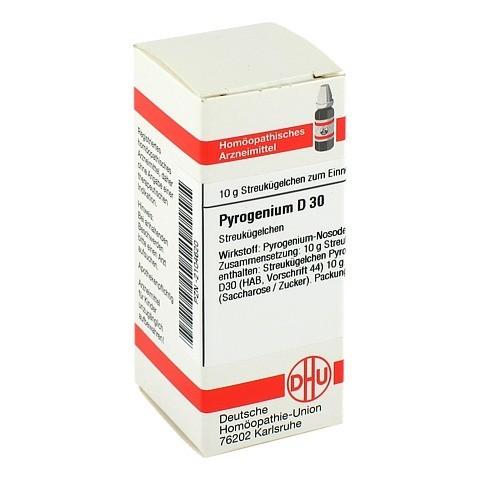 PYROGENIUM D 30 Globuli 10 Gramm N1