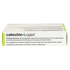 CATECHIN-Loges Kapseln 60 Stück - Oberseite