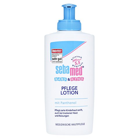 SEBAMED BABY & KIND Pflegelotion 200 Milliliter
