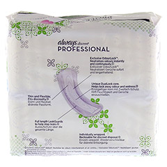 ALWAYS discreet professional normal 26 St�ck - R�ckseite