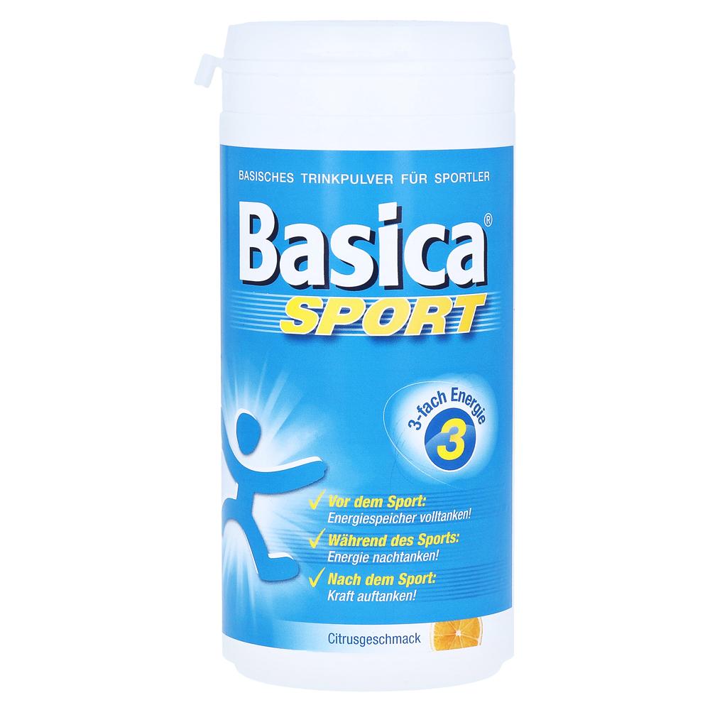 Protina Pharmazeutische GmbH BASICA Sport Pulver 240 Gramm