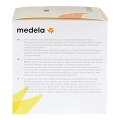 MEDELA Personal Fit Brusthaube Gr.L 2 St 1 Packung - Rechte Seite