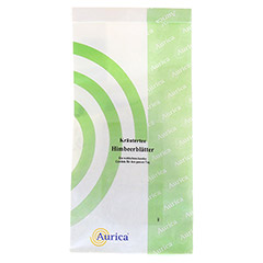 HIMBEERBL�TTER Kr�utertee Aurica 100 Gramm - R�ckseite
