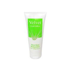 VELVET Derm Cosmetics Aloe Vera Lotion 100 Milliliter