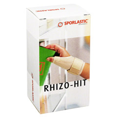 RHIZO-HIT CLASSIC Daumenorthese Gr.M schwarz 07605 1 Stück