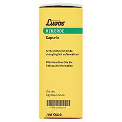 Luvos-Heilerde 100 Stück - Linke Seite