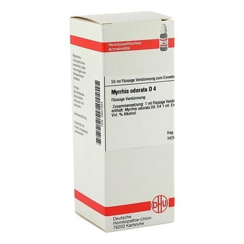 MYRRHIS odorata D 4 Dilution 50 Milliliter N1